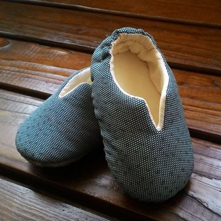 Sew shoes ‧ Baby Shoes - four images / Dragon
