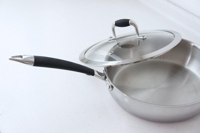 OSICHEF 歐喜廚 蘋果煎鍋(24cm)