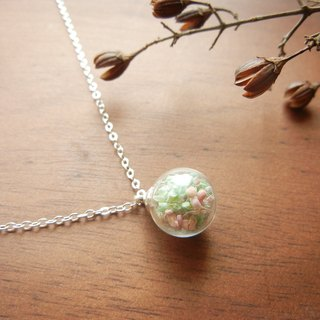 *coucoubird*macarons color thin chain