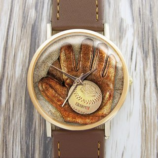 Baseball Gloves - Women's Watches/Men's Watches/Neutral Watches/Accessories [Special U Design]