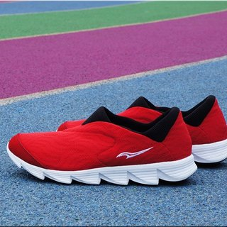 VPEP walking shoes / elegant red / suitable for walking, leisure travel, work