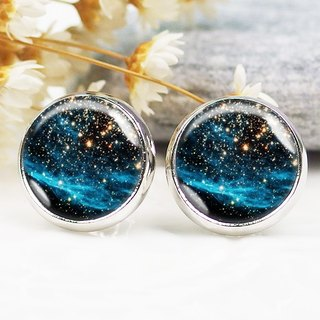 Outer space - ear clip earrings earrings ︱ ︱ ︱ little face modified fashion accessories birthday gift