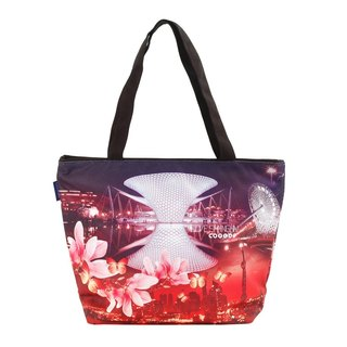 COPLAY  tote bag-shanghai night