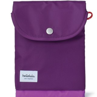 Hellolulu Tess-iPad mini light handbag - purple
