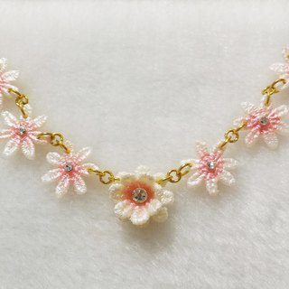 Necklace/Blooming