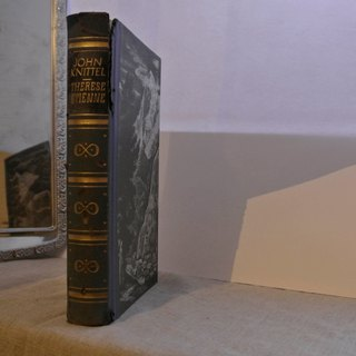 THERESE - ETENNE Antique Book Gift