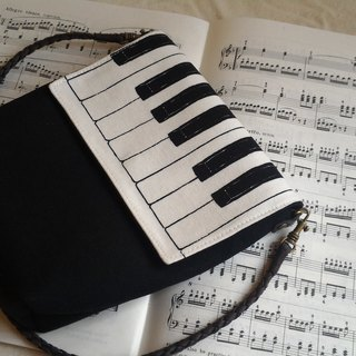 piano oblique backpack