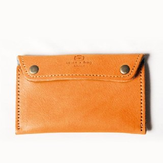 classic leather card purse DG12