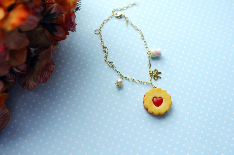 Sweet Dream ☆ Secret Love Heart Bracelet