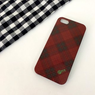 Grid Red Print Soft / Hard Case for iPhone X,  iPhone 8,  iPhone 8 Plus,  iPhone 7 case, iPhone 7 Plus case, iPhone 6/6S, iPhone 6/6S Plus, Samsung Galaxy Note 7 case, Note 5 case, S7 Edge case, S7 case