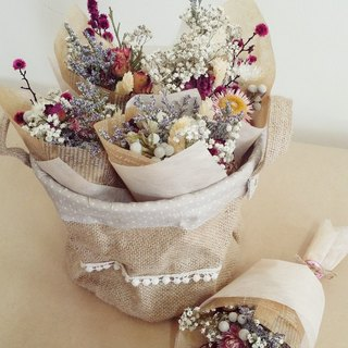 ▫One flower tube ▫ wheat straw chrysanthemum flower bouquet