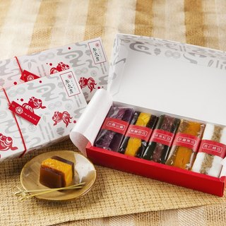 [Goldfish House kingyoya] Every year, there is a Spring Festival warm heart gift box crystal cake (integrated-5 into)