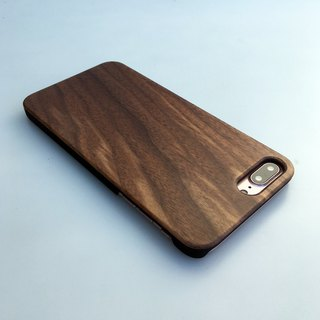 Wooden iPhone and Samsung case, personalized gift