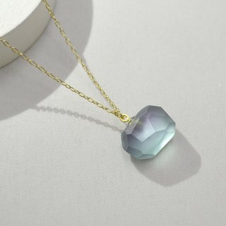 Glass necklace blur Thin cloud
