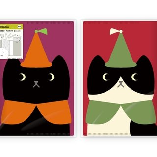 hime's cats my cat slipcase notebook - Magic Cat