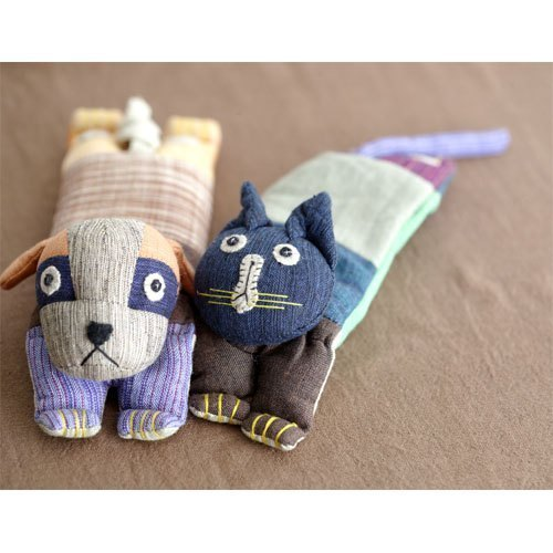 Earth tree fair trade fair trade - cat / dog eye pillow (wrist pillow)