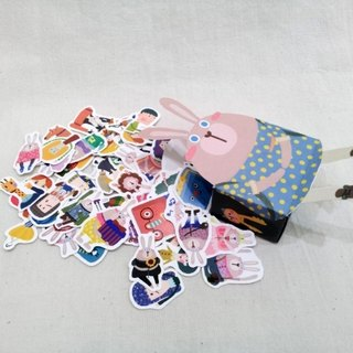 [full set] good lovable little sticker