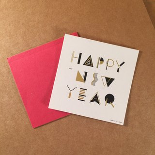 Red ICON / NEW YEAR CARD [character design] _ greeting cards