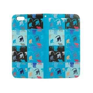 "Reversal GO- Year POP Series 【good Pohou] - Mobile phone cases (magnetic / cyan) ""iPhone / Samsung / HTC / LG / Sony / millet"""