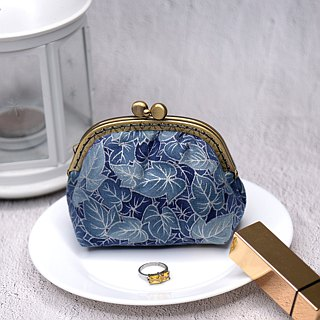 Blue Maple purse mouth gold package