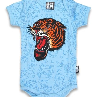 4 tiger eye < 3 package fart baby clothes