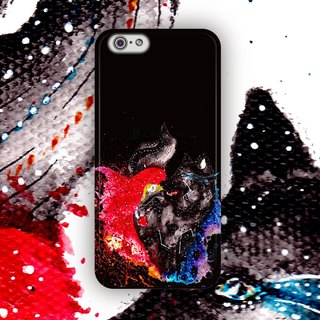 ▷ Umade ◀ Grimm Valentine [iPhone7 (i7, i7plus, i6, i6s, i6plus, i6splus, i5se, i5s, i5c,) / Android (Samsung, Samsung, HTC, Sony) Phone Case / Accessories - matte hard shell - artists] CUB