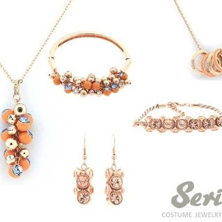 Serina handmade jewelry light - strong