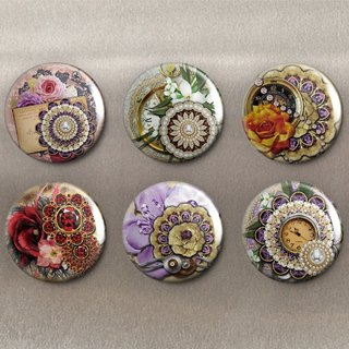 Extraordinary - magnet (6 in) / badge (6 in) / birthday gift [Special U Design