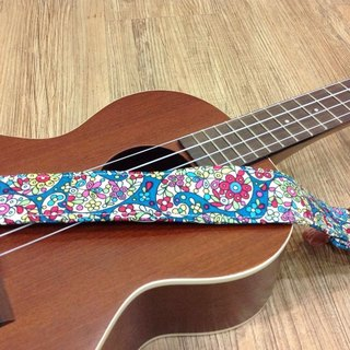 [Bird] Ukulele strap florid sold finished. Be ordered
