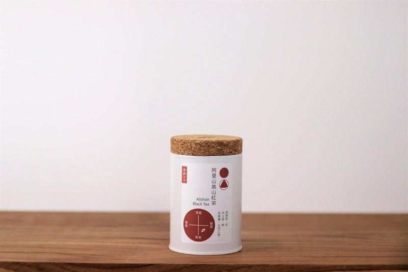 阿里山高山紅茶-茶包