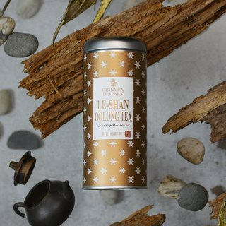 Le-shan Oolong Tea (75g/can)-premium high mountain Taiwan tea in limited number