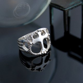 Guardian (primary color silver ring)