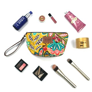 Floating dual-use pencil case / cosmetic bag / sundries bag