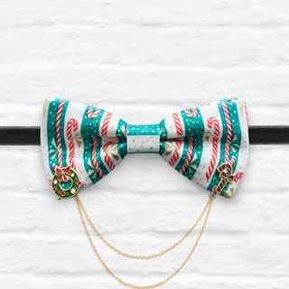 Style 0248 Bowtie with decorative pins - Modern Boys Bowtie, Toddler Bowtie Toddler Bow tie, Groomsmen bow tie, Pre Tied and Adjustable Novioshk