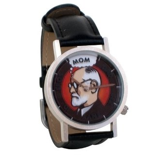 Thinking Freud watches (neutral form)