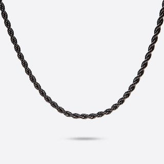 GOOTS / 5MM Twisted-Chain Necklace 5MM twist chain necklace