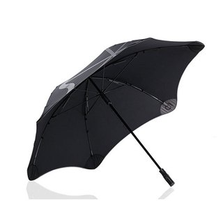 [BLUNT Paul Rand] anti-strong wind ultra-lightweight golf umbrella (gentleman gray)