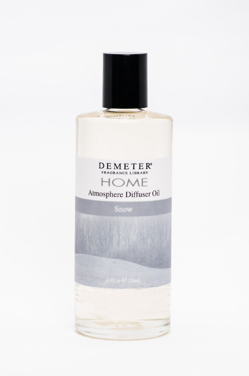 [Demeter Scent Library] Snow Snow Spread Essential Oil 120ml