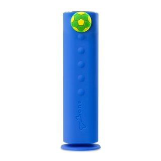 Bone / funny button action Power 2600mAh - Football - Blue