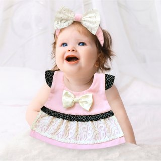 PUREST [popular goods] gorgeous princess dress / baby gift set / freshman / moon gift