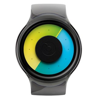 Cosmic proton watches PROTON (black / color, Smoke / Colored)