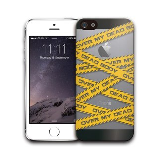 PIXOSTYLE iPhone 5 / 5S Sunflower Case - stepped on my body PS-303
