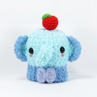 Short nose - elephant - key bag