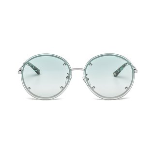 Sunglasses | Sunglasses | Dark green styling | Made in Taiwan | Plastic frame | Stainless steel
