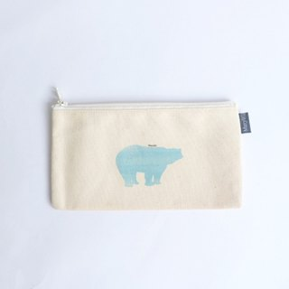 MaryWil Pencil/Pouch - Polar Bear