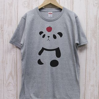 Knee Ten Zero Pan Tee Apple (Heather Gray) / RIT 002 - GR