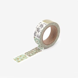 Dailylike single roll of paper tape -75 spring, E2D43458