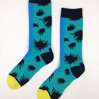 GillianSun Socks Collection [HOT Hot Money] 040BK
