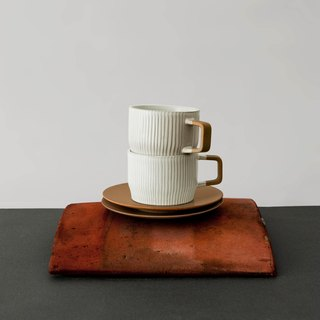 檐下四季_Cappuccino coffee cup set