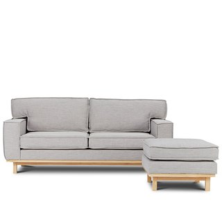 AJ2 │ LUXI │ graphite │ L-shaped sofa